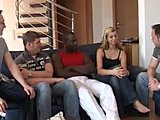 Juicy teeny Melanie - Home hearing