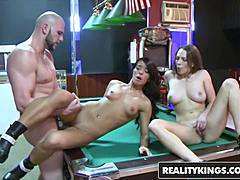 RealityKings - supply Talks - Averi Brooks Havoc Jmac - backdoor In Boots