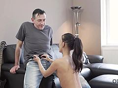 OLD4K. minor and daddy taste spark the middle 'em and should see it
