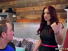 Brazzers - luxurious mommy jessica ryan fancies ample ramrod