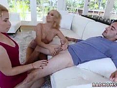 Mommy plays with crony's daughter cum-hole A fucking Family Affair